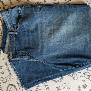 Torrid size 22 Boyfriend cut jeans